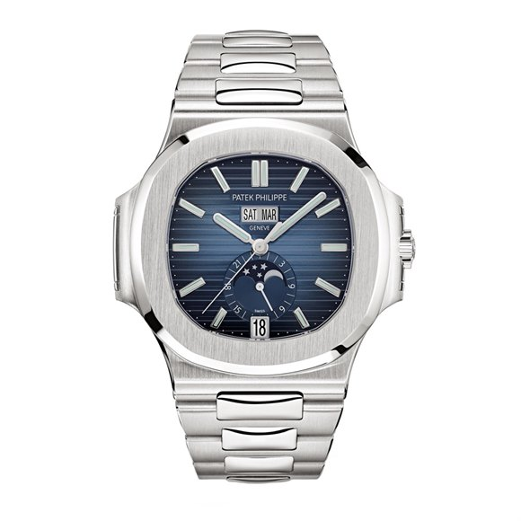 Patek Philippe Nautilus Annual Calendar Stainless Steel - 5726/1A-014