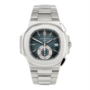 Patek Philippe Nautilus Chronograph Stainless Steel - 5980/1A-001