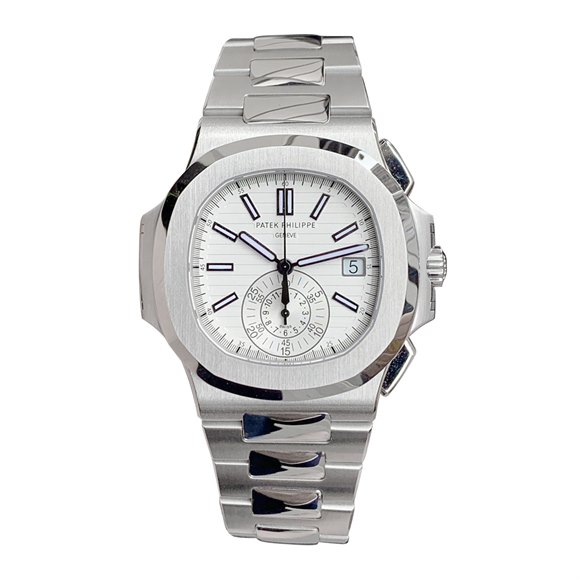 Patek Philippe Nautilus Chronograph Stainless Steel - 5980/1A-019