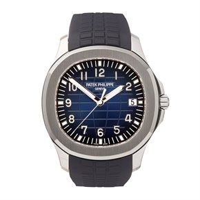 Patek Philippe Aquanaut White Gold - 5168G-001
