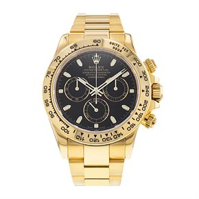 Rolex Daytona Chronograph Yellow Gold - 116508