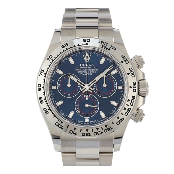 Rolex Daytona Chronograph White Gold - 116509