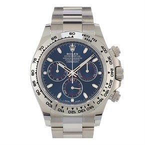 Rolex Daytona Chronograph 18K White Gold - 116509