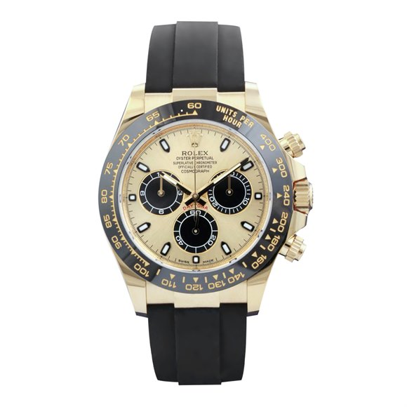 Rolex Daytona Chronograph Yellow Gold - 116518LN