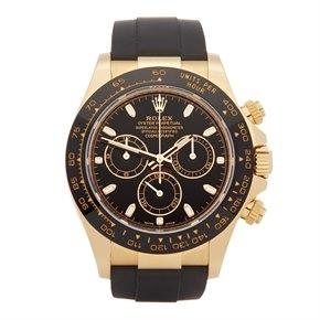 Rolex Daytona Chronograph Yellow Gold - 116518LN