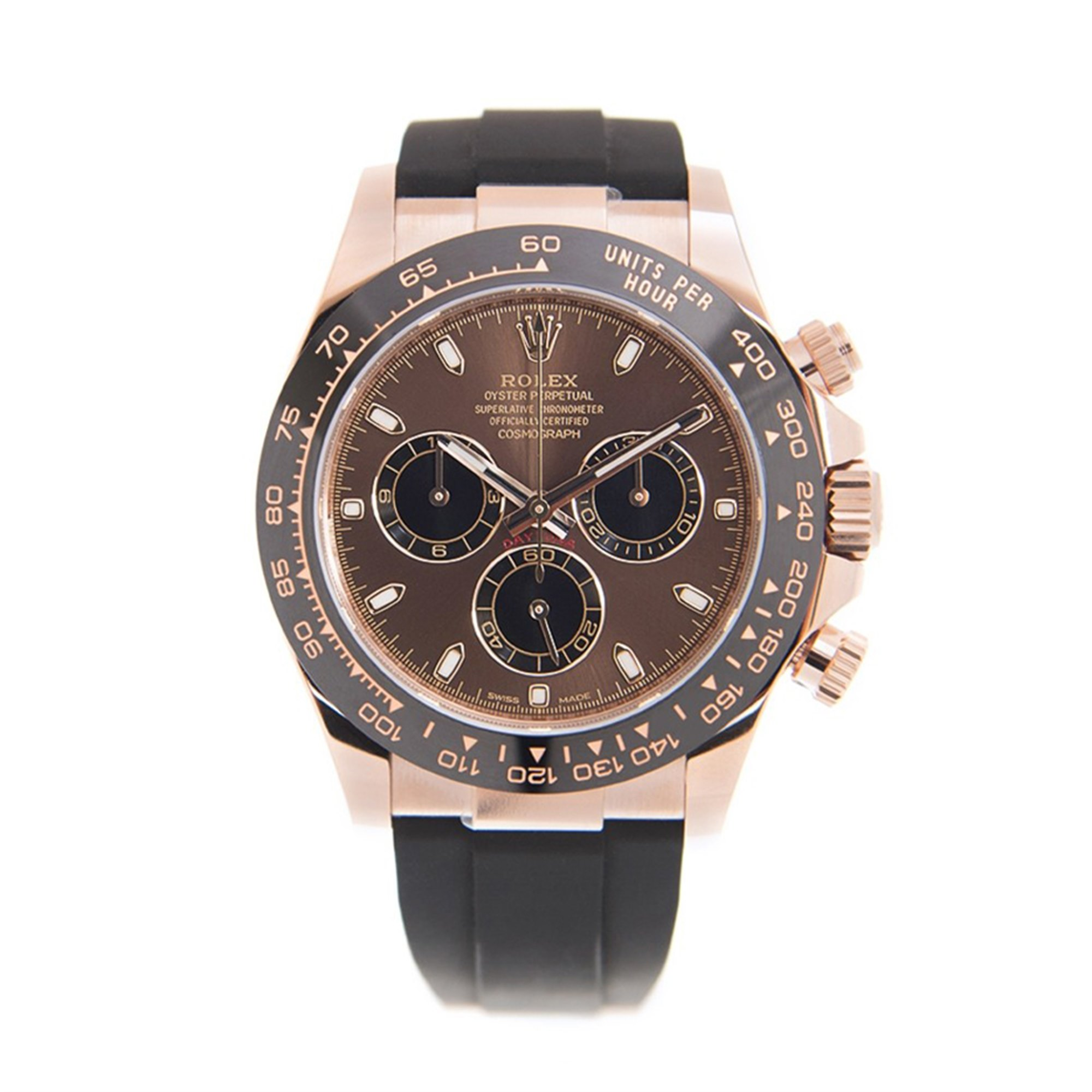 Rolex Daytona Chronograph Rose Gold 116515LN