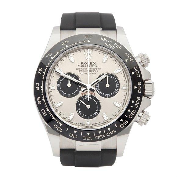 Rolex Daytona Chronograph White Gold - 116519LN