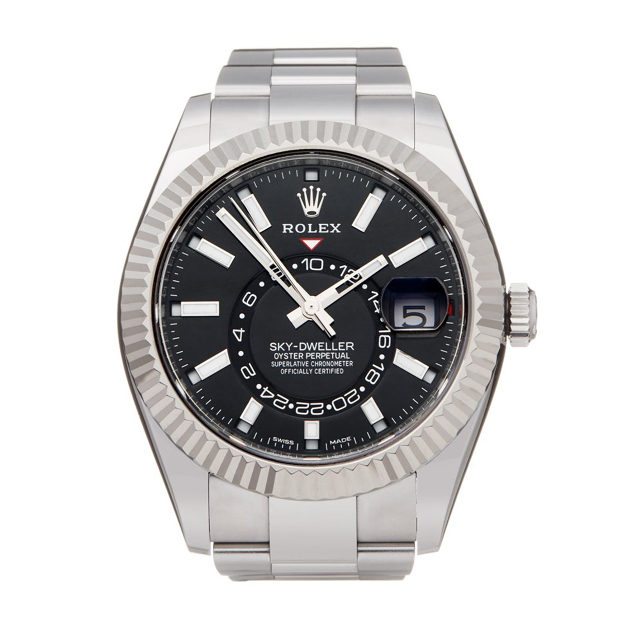 Rolex Sky-Dweller Stainless Steel 326934