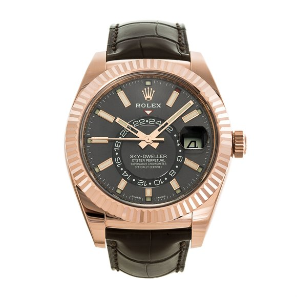Rolex Sky-Dweller Rose Gold - 326135