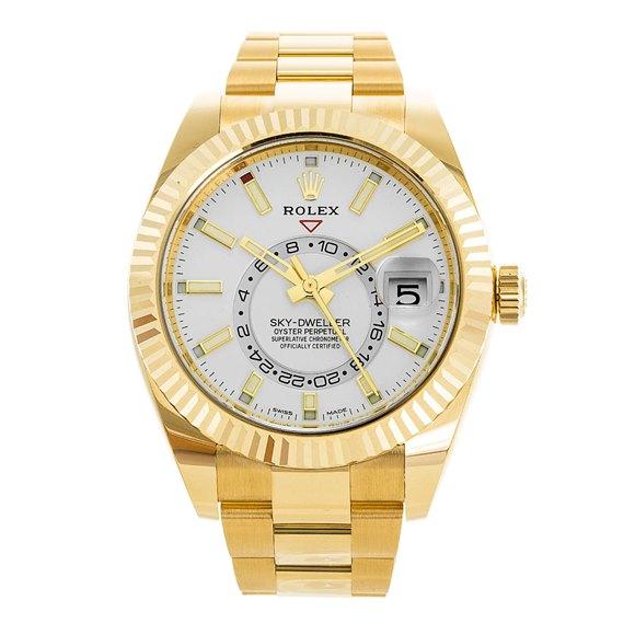 Rolex Sky-Dweller Yellow Gold - 326938