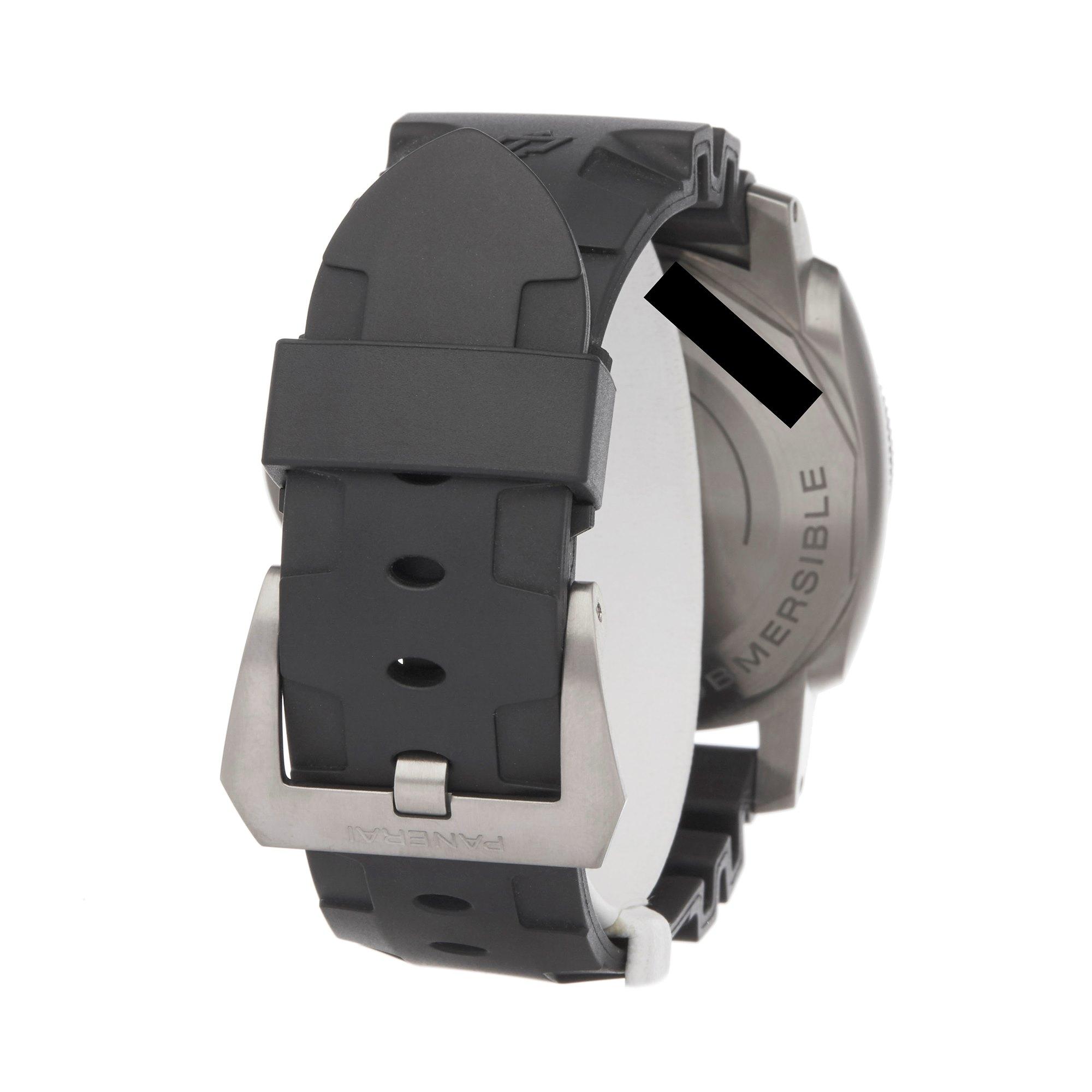 Panerai Luminor Pole 2 Pole Ltd 439/500 Titanium PAM00719