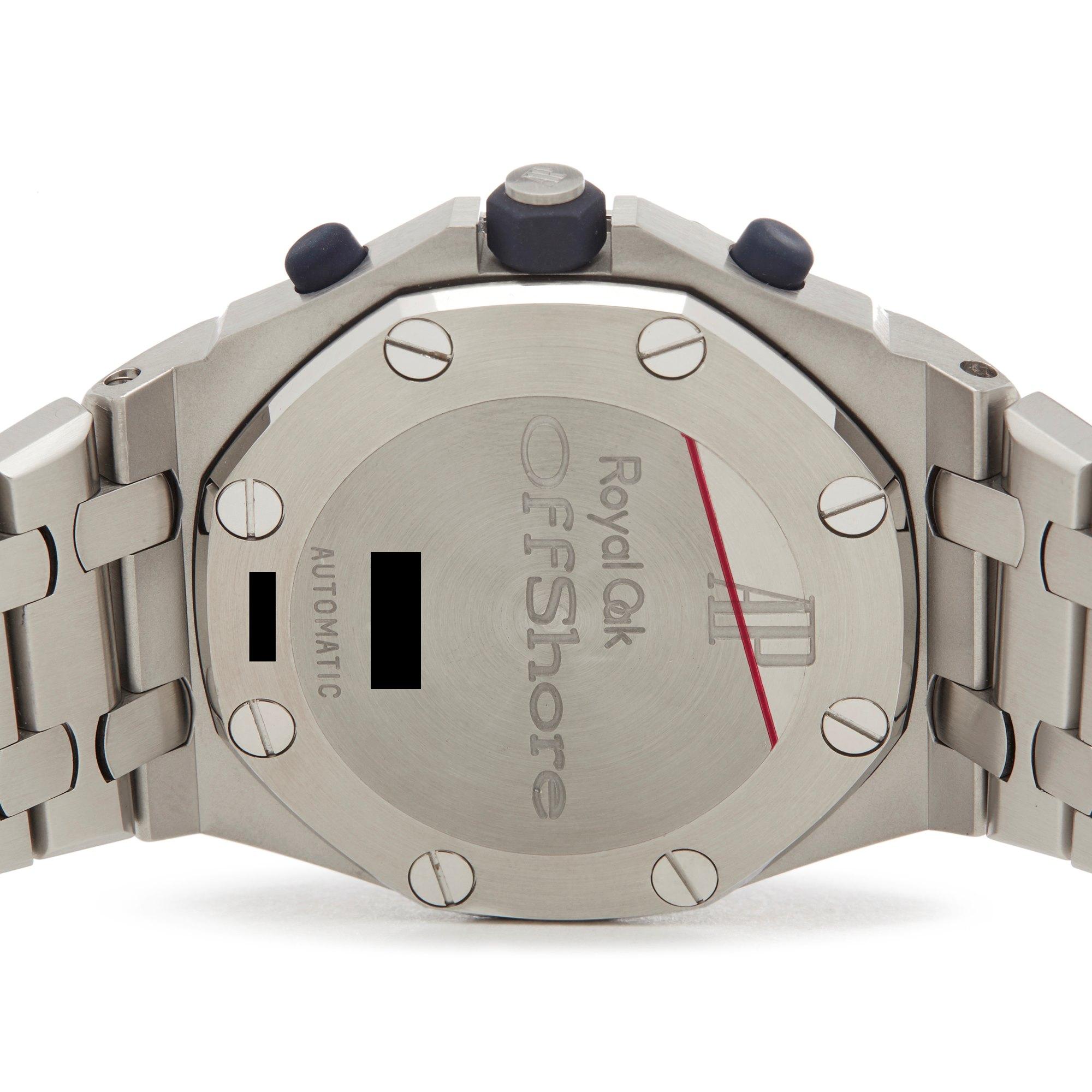 Audemars Piguet Royal Oak Offshore The Beast Chronograph Stainless Steel 25721ST/O/1000ST/01