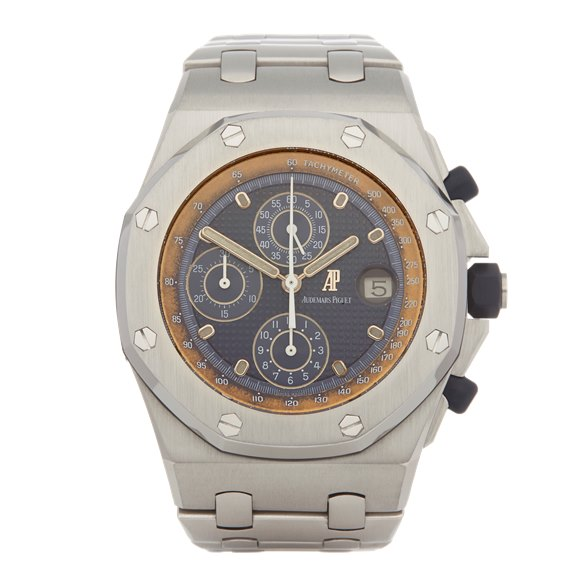 Audemars Piguet Royal Oak Offshore The Beast Chronograph Stainless Steel - 25721ST/O/1000ST/01
