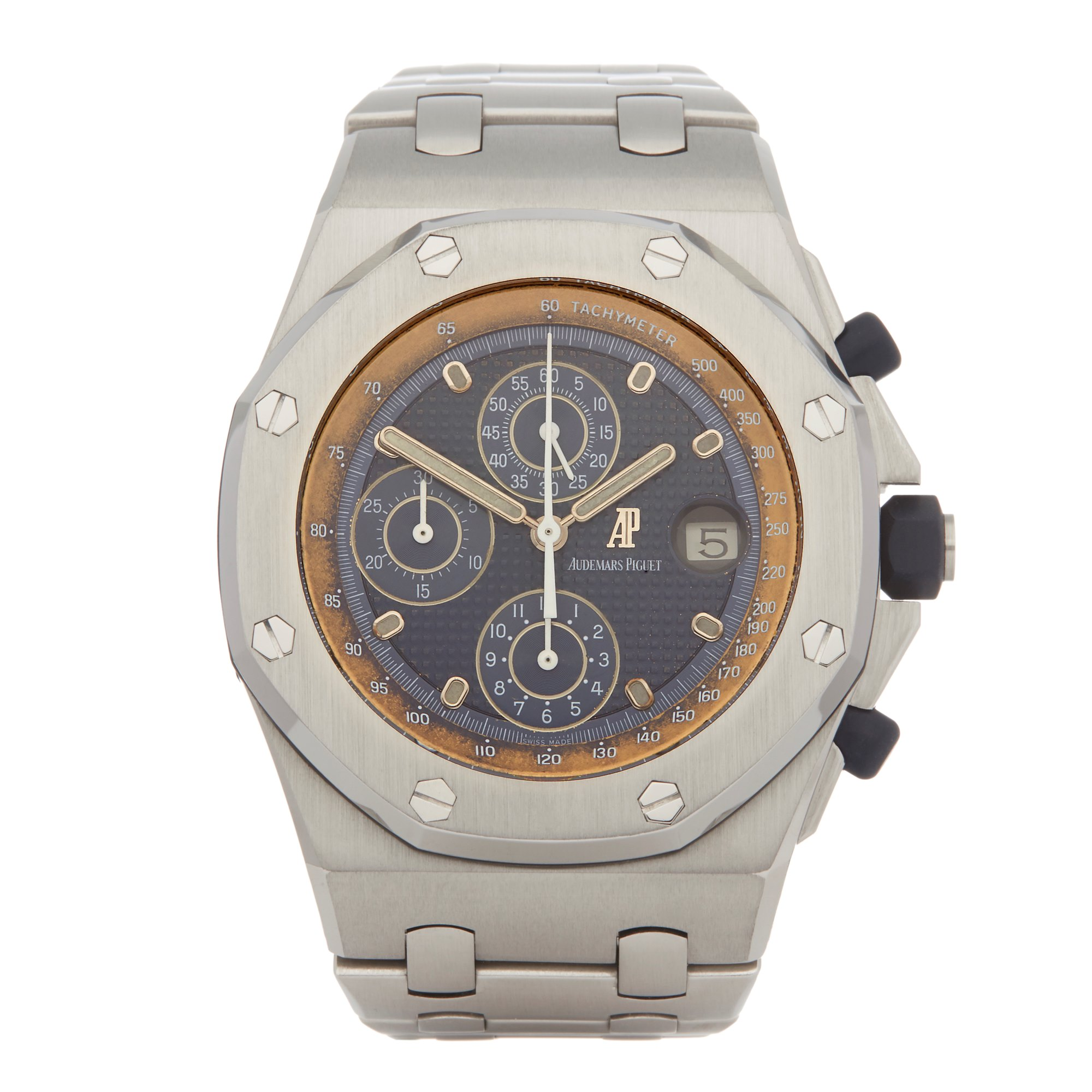 Audemars Piguet Royal Oak Offshore The Beast Chronograph Roestvrij Staal 25721ST/O/1000ST/01