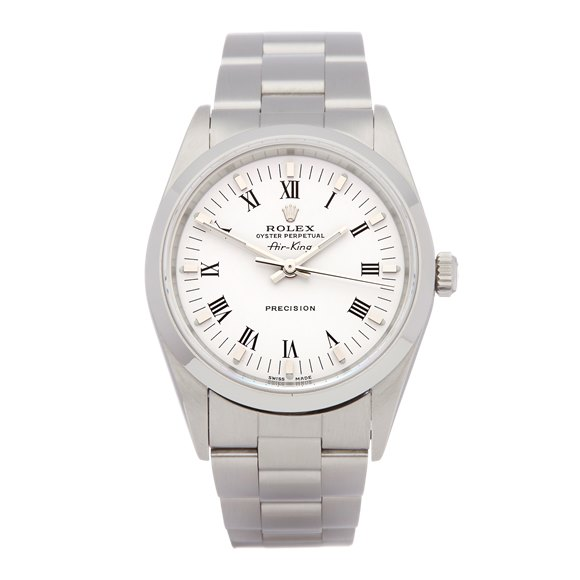 Rolex Air-King Stainless Steel - 14000