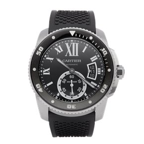 Cartier Calibre de Cartier Diver Stainless Steel - 3729 or W7100056