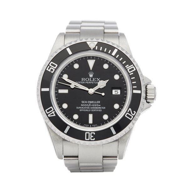 Rolex Sea-Dweller Stainless Steel - 16600