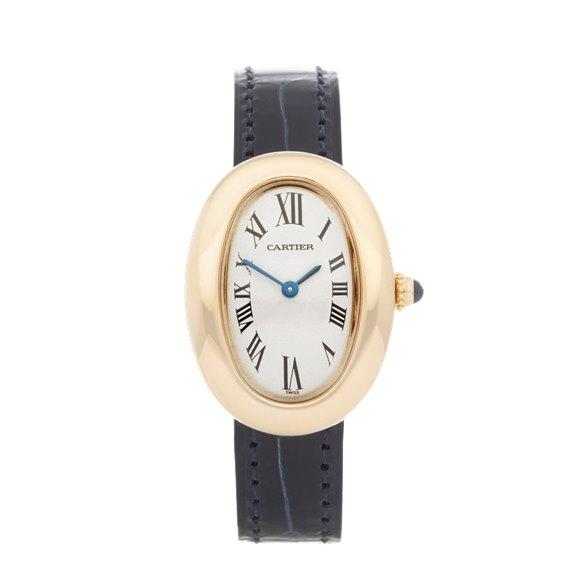 Cartier Baignoire 18K Yellow Gold - W1506051 or 1952