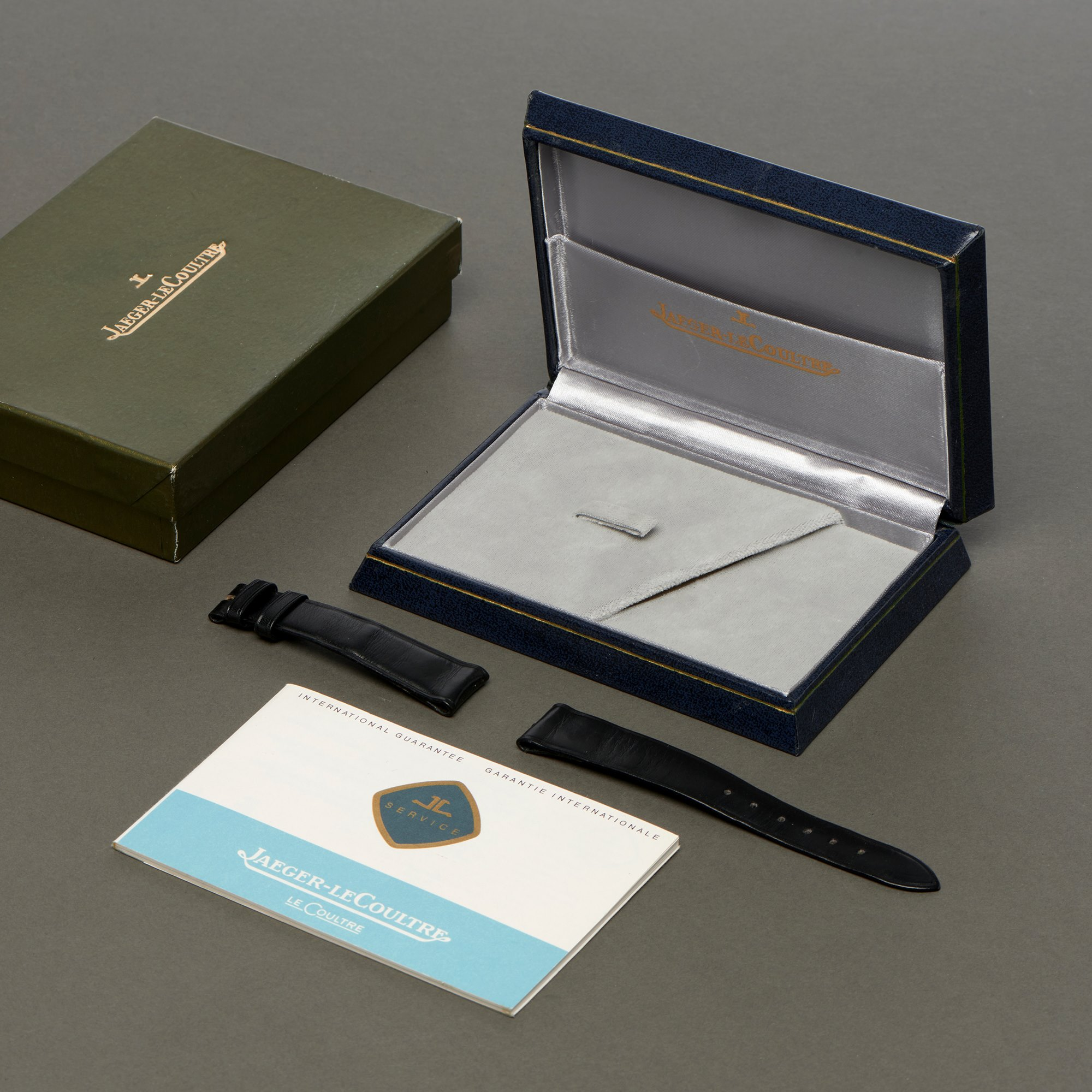 Jaeger-LeCoultre Vintage Ultra Thin Cal. K885 Stainless Steel 2285