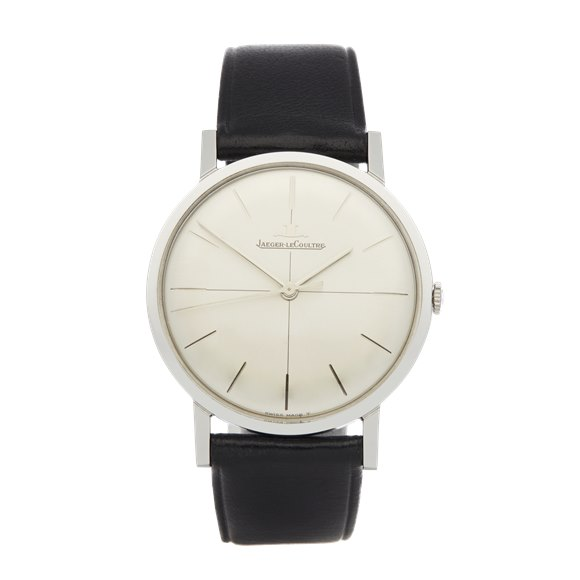 Jaeger-LeCoultre Vintage Stainless Steel - 2285