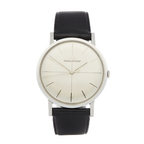Jaeger-LeCoultre Vintage Ultra Thin Cal. K885 Stainless Steel - 2285
