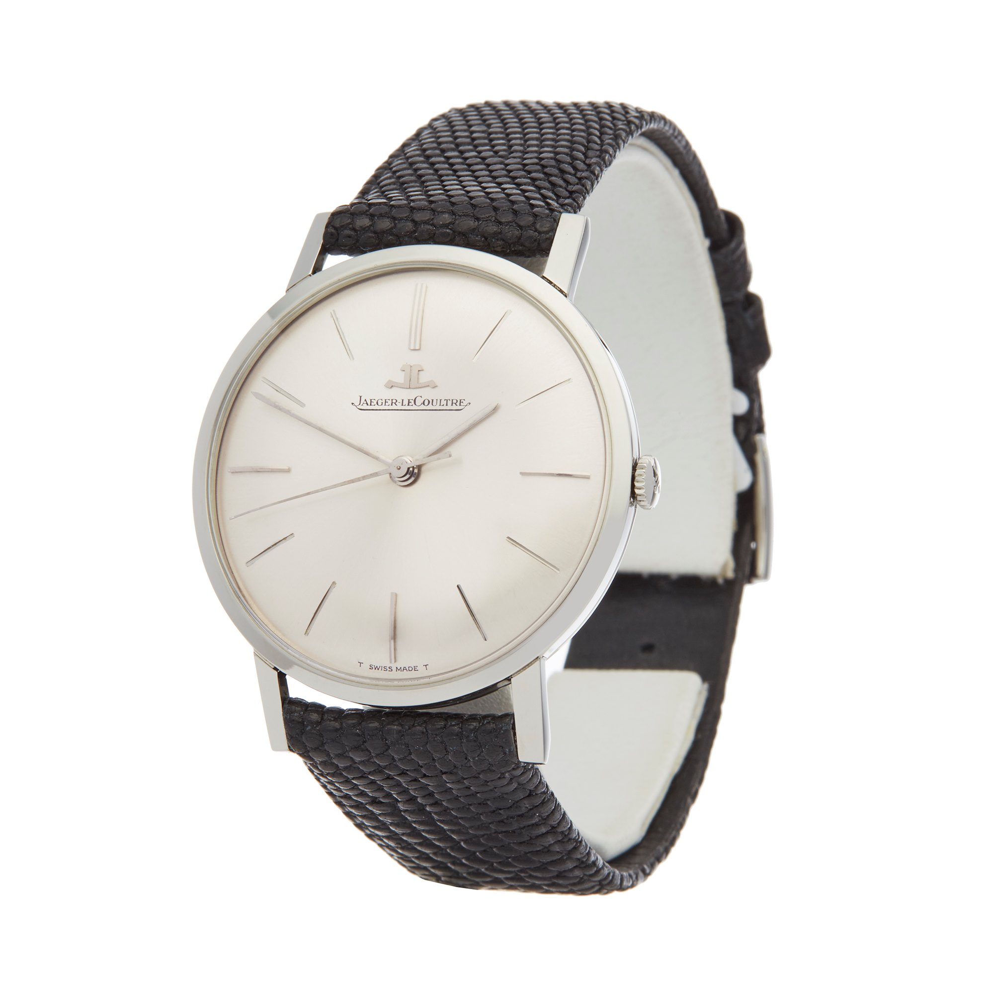Jaeger-LeCoultre Vintage Ultra Thin Roestvrij Staal 20002