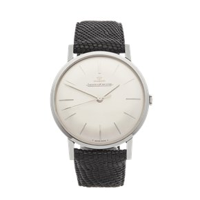Jaeger-LeCoultre Vintage Ultra Thin Stainless Steel - 20002