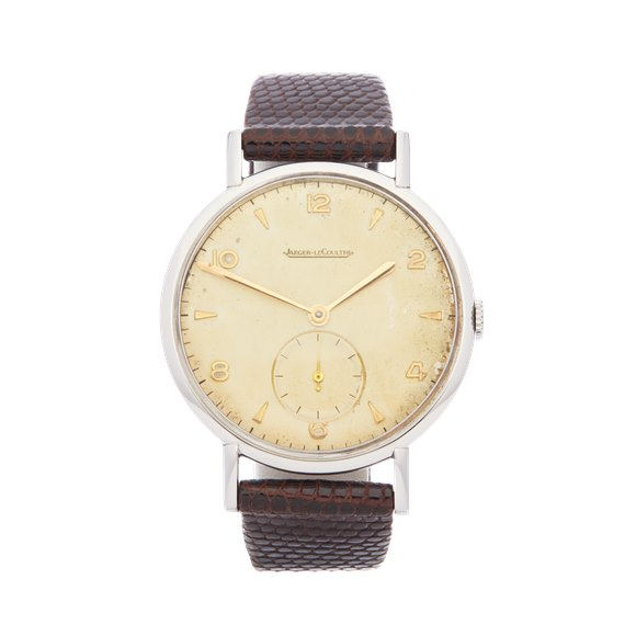Jaeger-LeCoultre Vintage Stainless Steel - 0