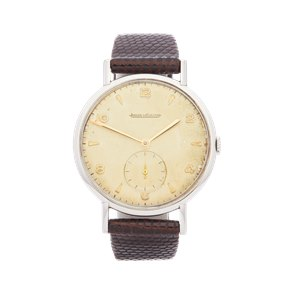 Jaeger-LeCoultre Vintage Stainless Steel