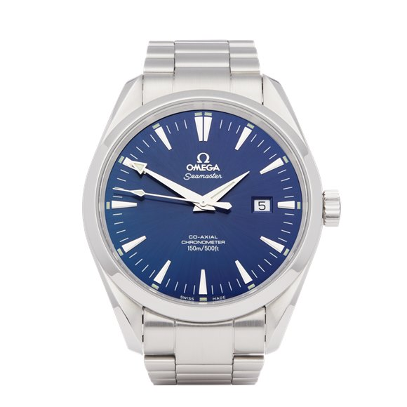 Omega Seamaster Aquaterra Stainless Steel - 25028000