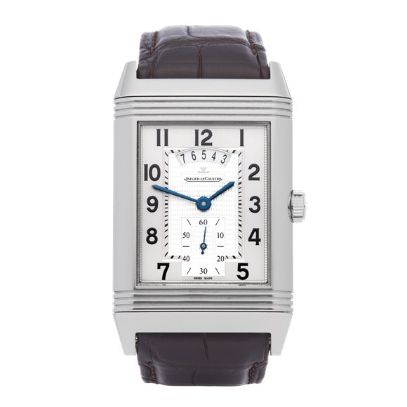 Jaeger-LeCoultre Reverso Duoface Stainless Steel - 273.8.85