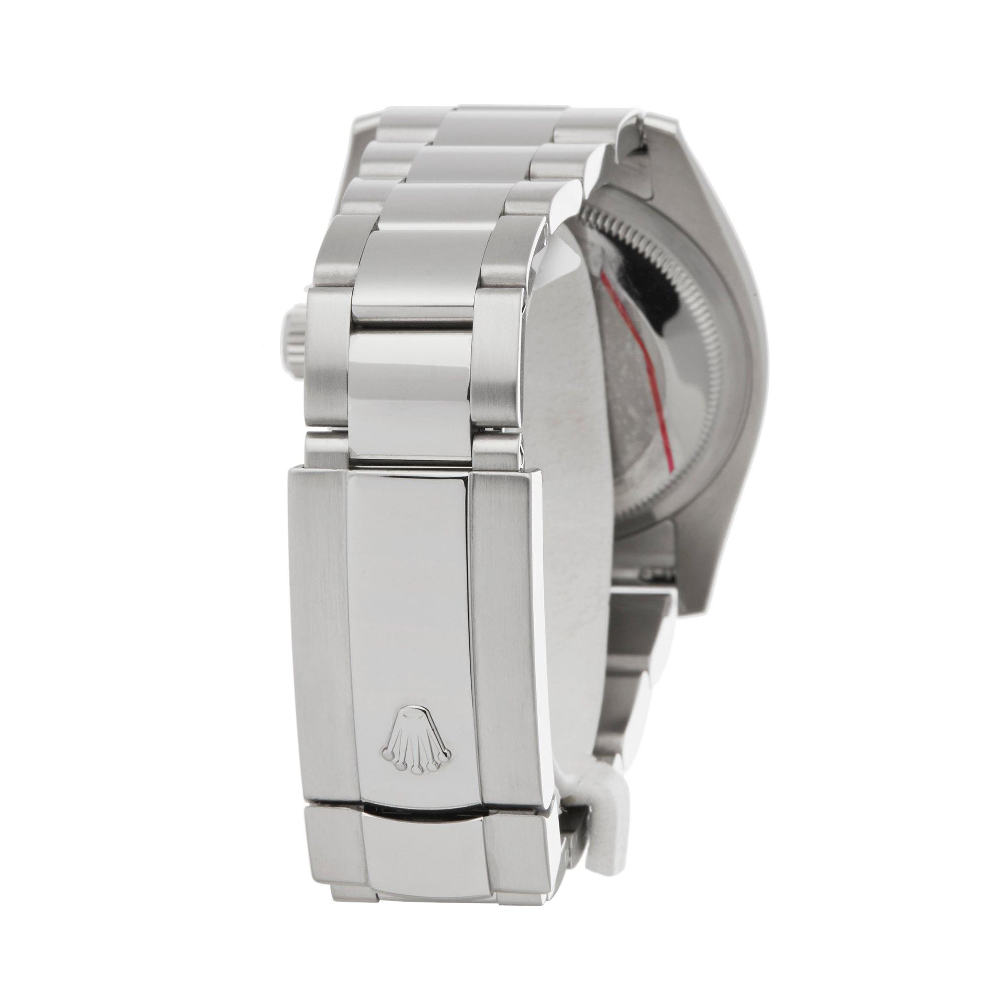 Rolex Datejust 36 Stainless Steel 116234