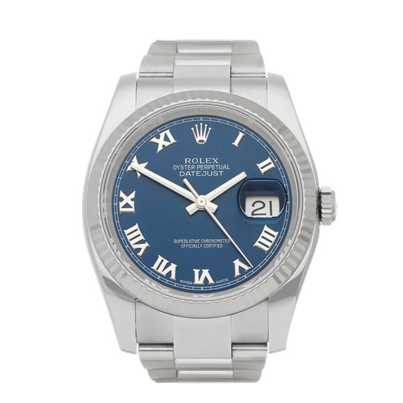Rolex Datejust 36 Stainless Steel - 116234