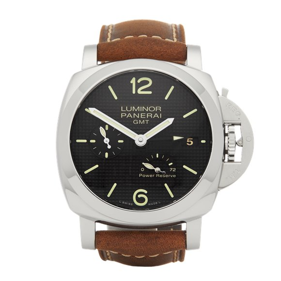 Panerai Luminor 1950 3 Days GMT Stainless Steel - PAM00537