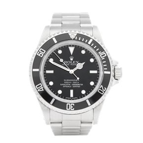 Rolex Submariner No Date Stainless Steel - 14060M