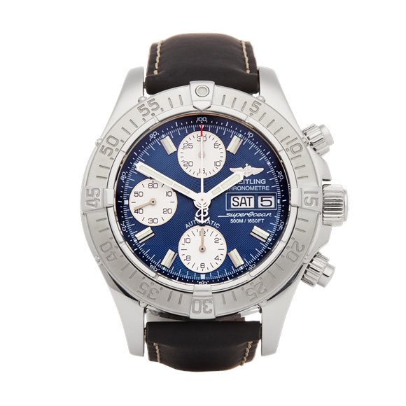 Breitling Superocean Chronograph Stainless Steel - A13340