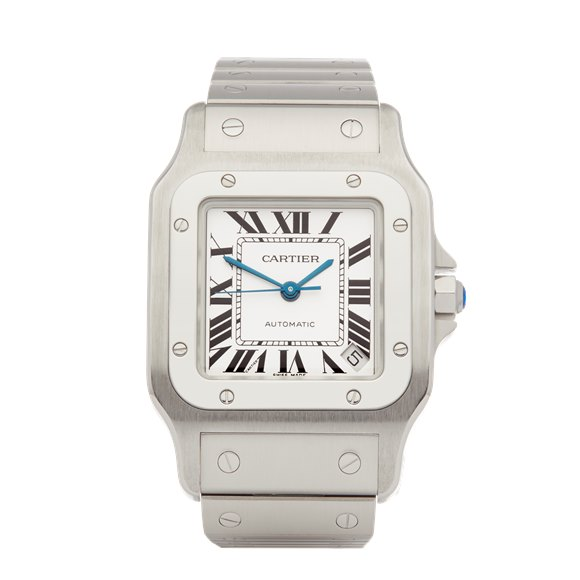 Cartier Santos 100 XL Stainless Steel - 2823