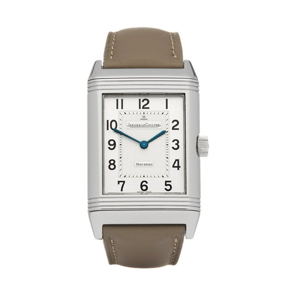 Jaeger-LeCoultre Reverso Duoface Stainless Steel - 270.8.08