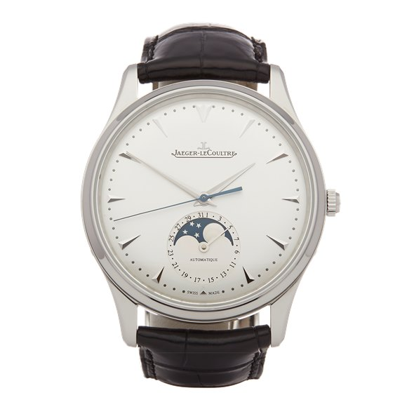 Jaeger-LeCoultre Master Ultra Thin Stainless Steel - Q1368420