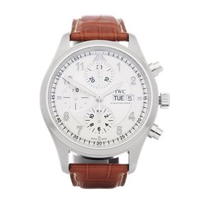 IWC Pilot's Chronograph Spitfire Chronograph Stainless Steel - IW371702