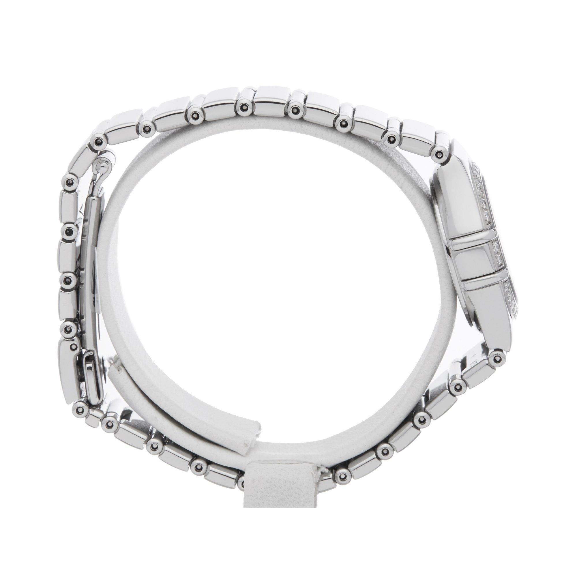 Omega Constellation Diamond Stainless Steel 1465.51.00