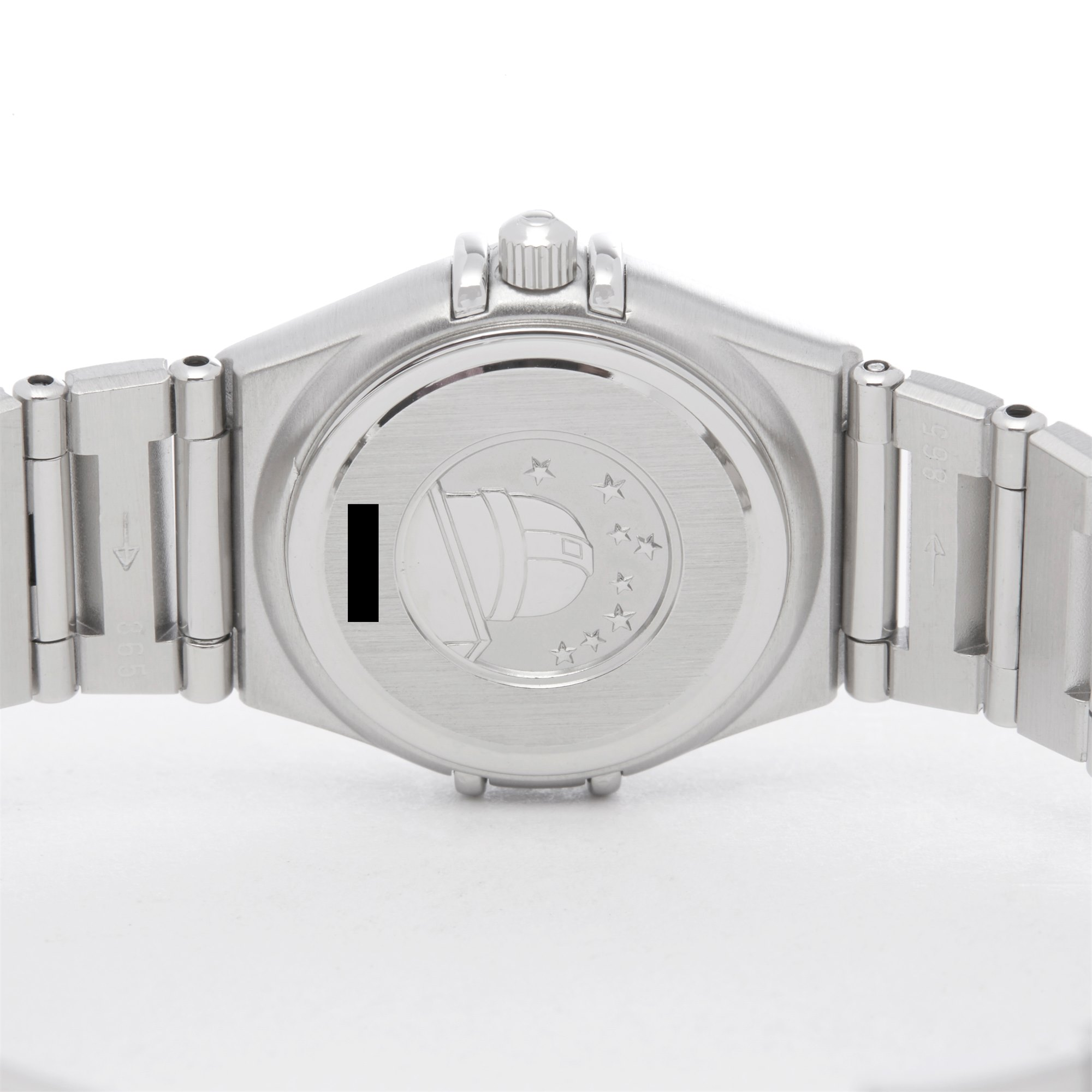 Omega Constellation Diamond Stainless Steel 1460.75