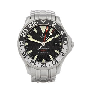 Omega Seamaster GMT Stainless Steel - 2234.50