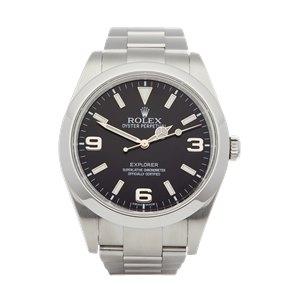 Rolex Explorer I Stainless Steel - 214270