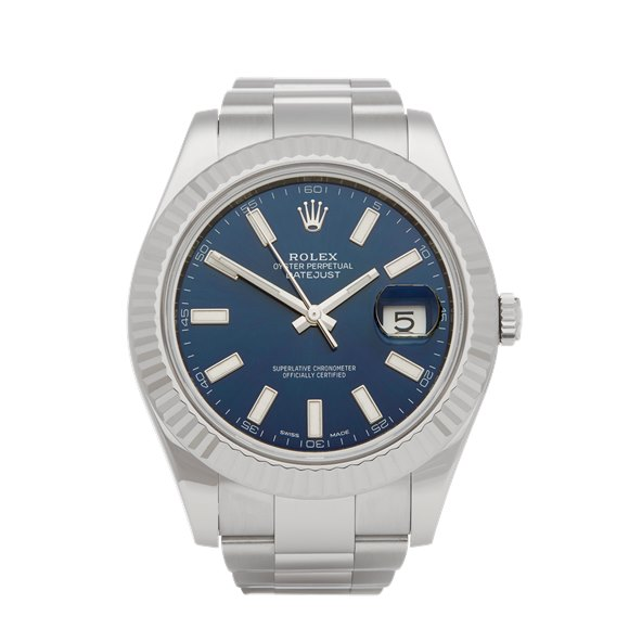 Rolex Datejust II Stainless Steel - 116334