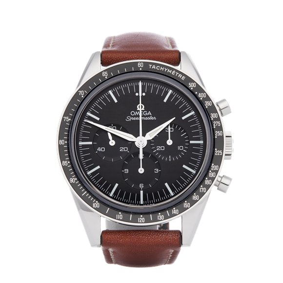 Omega Speedmaster No.6327 Chronograph Moonwatch Stainless Steel - 311.31.40.30.01.001