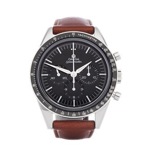 Omega Speedmaster No.6327 Chronograph Moonwatch Numbered Edition Stainless Steel - 311.31.40.30.01.001