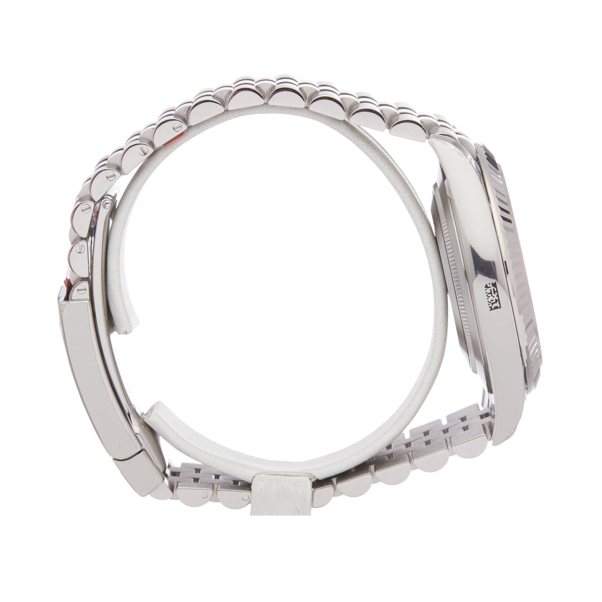 Rolex Datejust 41 NOS Stainless Steel 126334