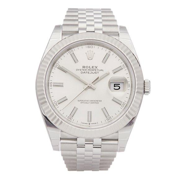 Rolex Datejust 41 NOS Stainless Steel - 126334