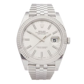 Rolex Datejust 41 NOS Stainless Steel - 126334